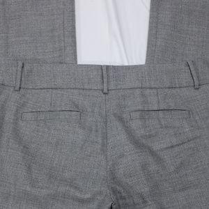 J. Crew Factory Pants - J. Crew Factory City Fit Grey Pants